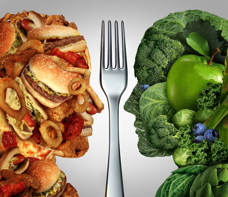 Alkaline Nutrition vs Acidic Nutrition