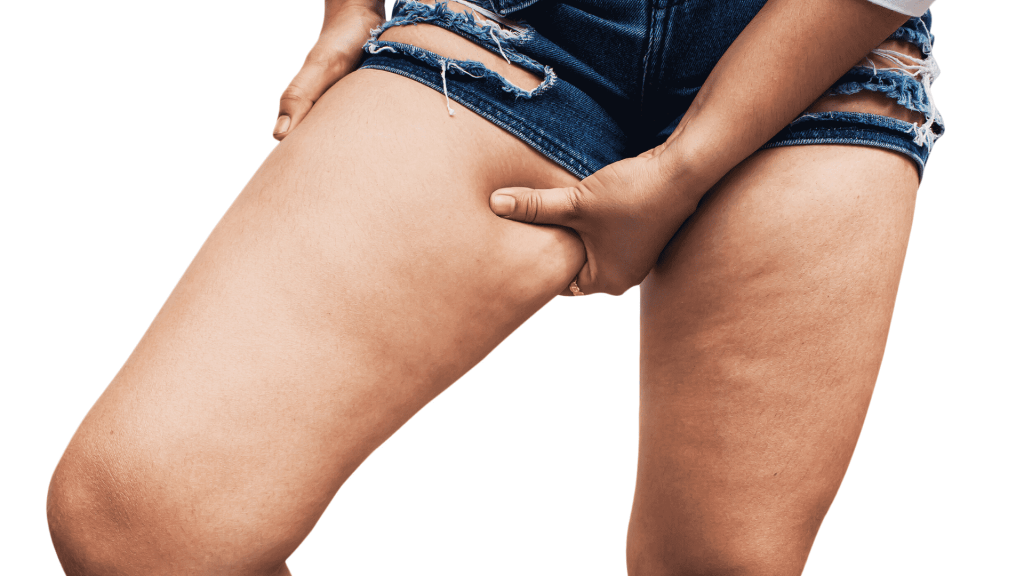 The major problem with most people is that, when they lose weight, they still have cellulite and collars around the waist. There are 4 things you need to do to get rid of the unsightly layer of fat in these areas.
