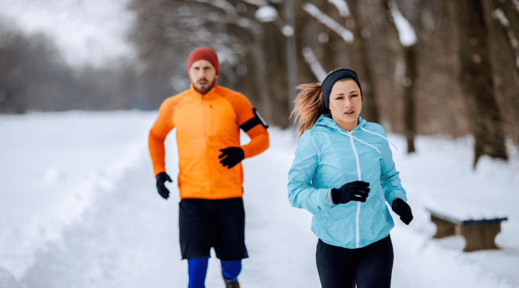 If you are determined to exercise even in the cold season, when the temperature drops well below zero, I offer below 6 tips for running in cold weather and through the snow that you must follow to keep fit.
