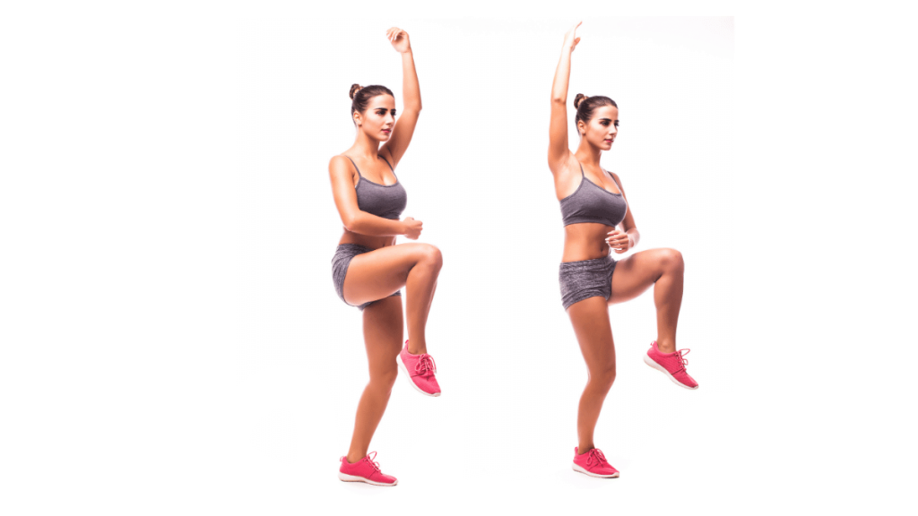 Try this intense and efficient fat burn 10-minute standing-abs home workout, for intermediates and advanced, in which you exercise the upper, lower, and oblique muscles in the abdomen and work on the deep strength of the core.